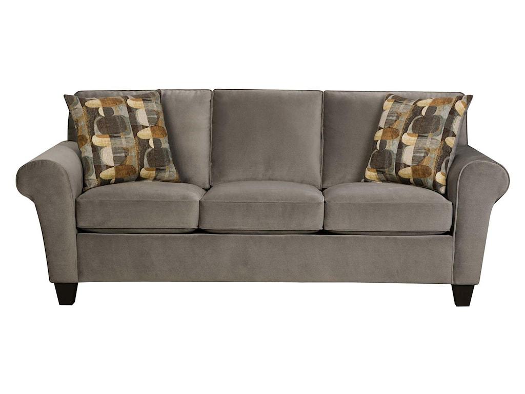 Corinthian 90AQueen Size Sleeper Sofa