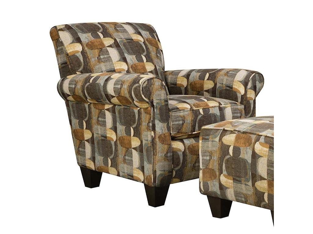 Corinthian 90AAccent Chair