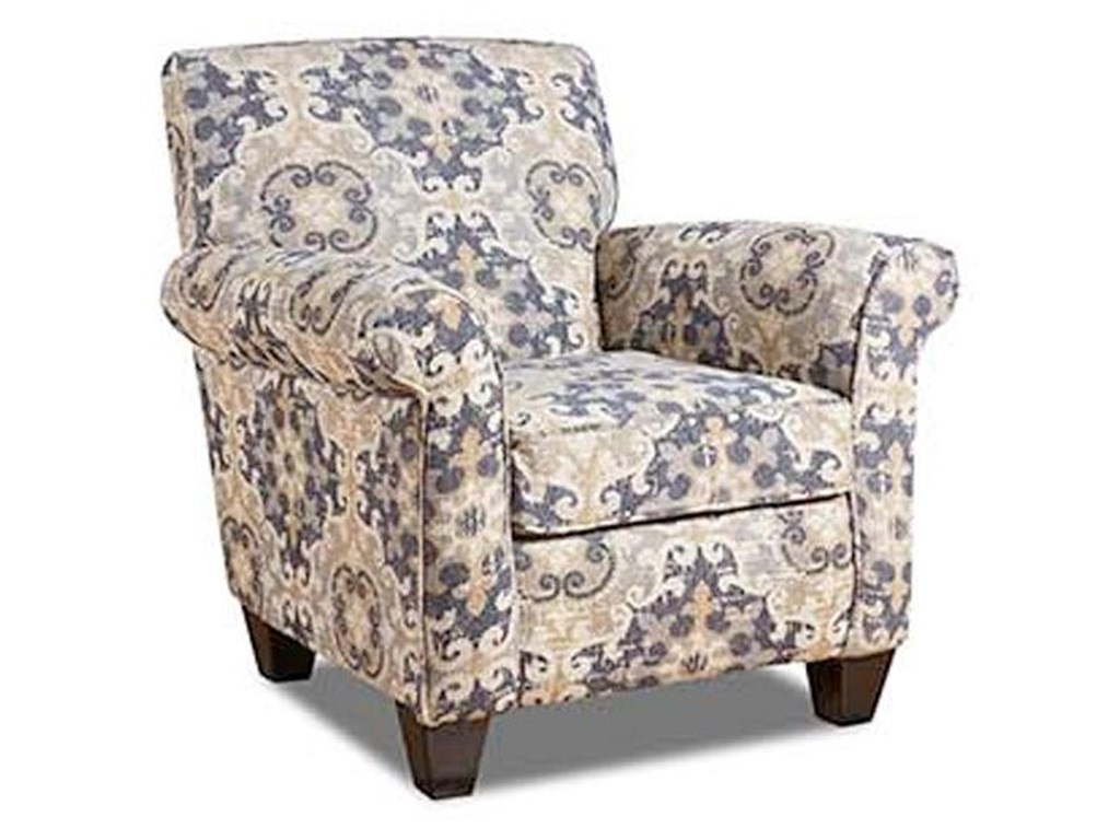 Corinthian 97C0Accent Chair