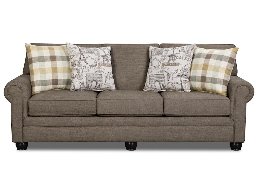 Corinthian LilouShadow Sofa