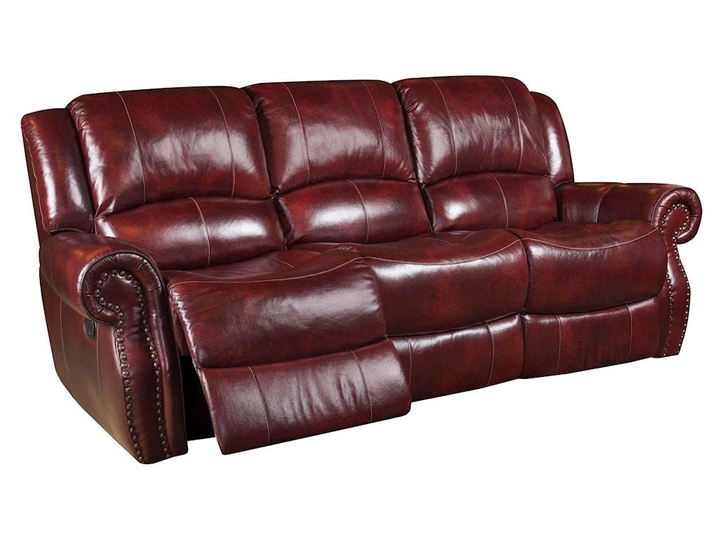 Corinthian AlexanderReclining Sofa