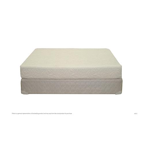 Corsicana 8521  Memory Foam Queen 8