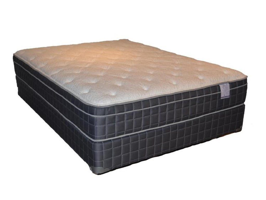 Corsicana 100 EurotopTwin Euro Top Mattress Set