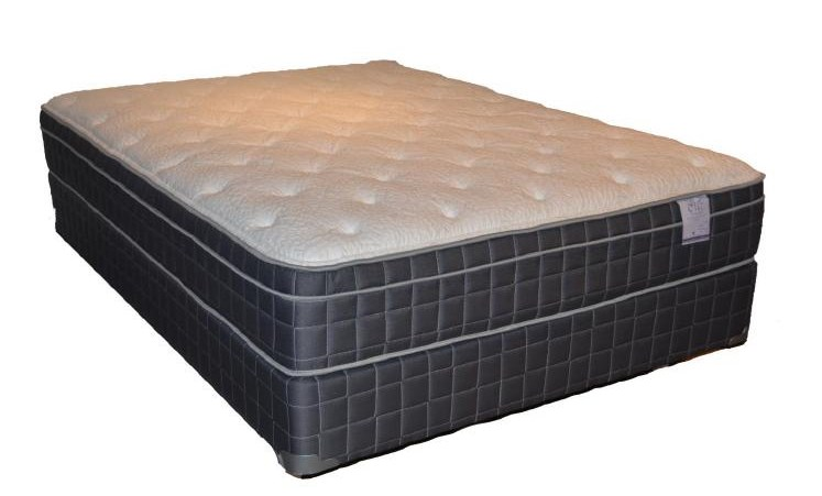 Corsicana 100 EurotopQueen Euro Top Mattress Set