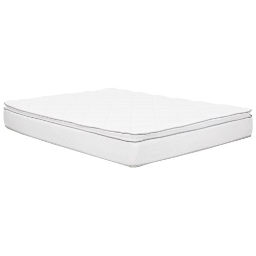 Corsicana 1025 Euro Top Queen Euro Top Innerspring Mattress