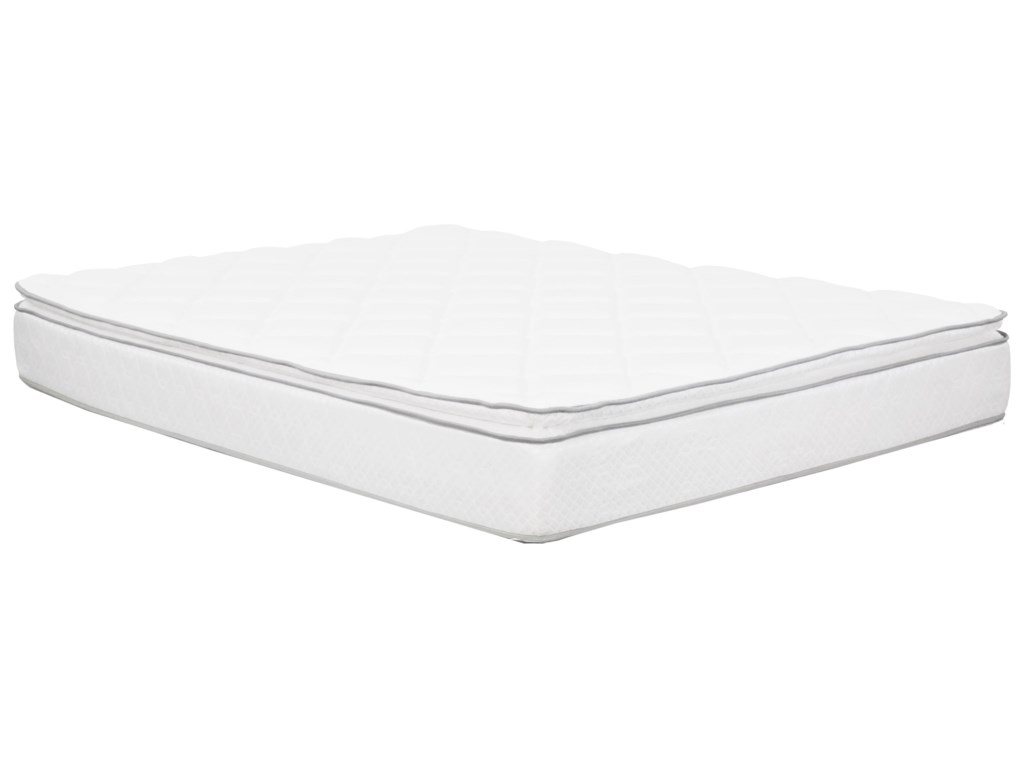 Corsicana 1025 Euro TopQueen Euro Top Innerspring Mattress