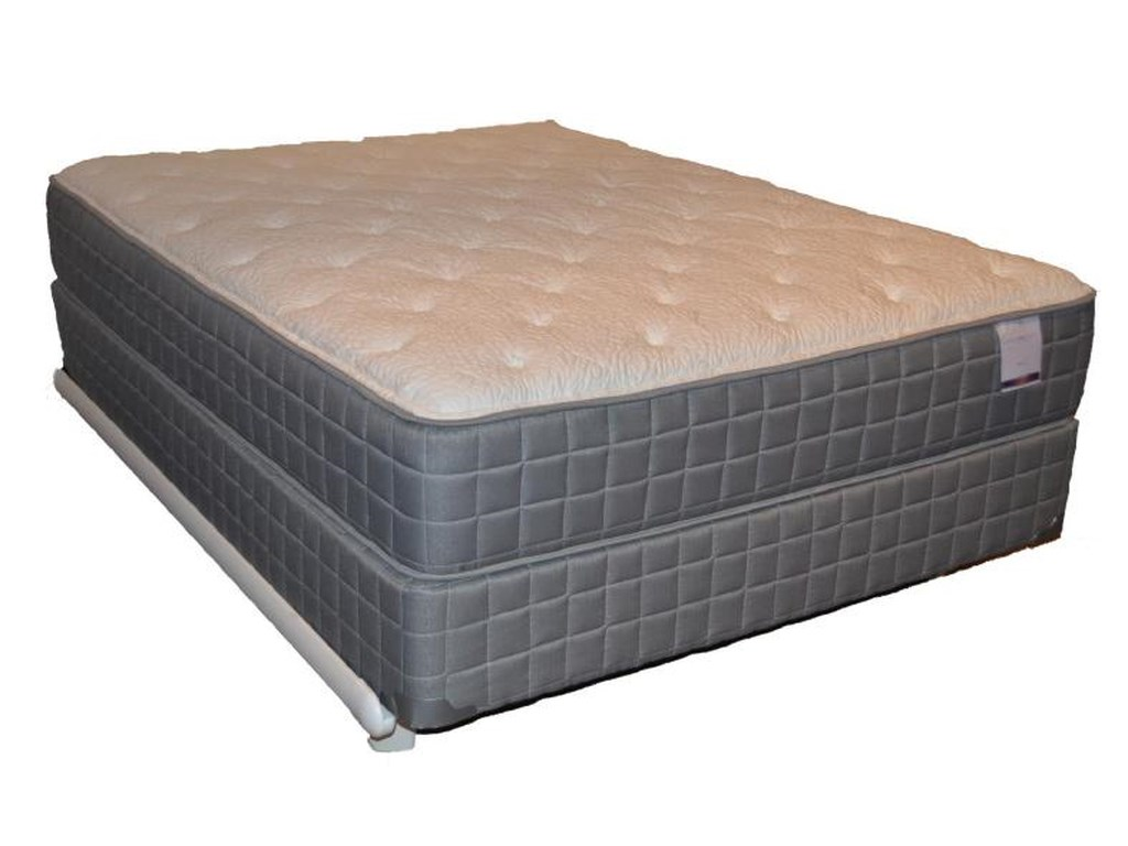 Corsicana 120 PlushKing Plush Mattress Set