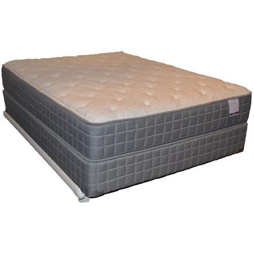 Corsicana 120 Plush Queen 120 Plush Mattress