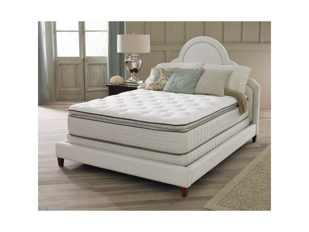 Pillows, Bed, Not Included; Image Represents and is Only Similar to Actual Mattress; Image Shown May Not Represent Size Indicated