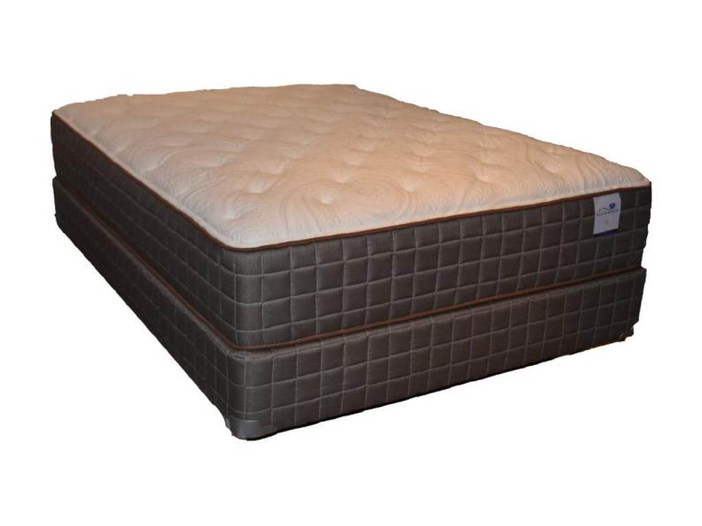 Corsicana 140 PlushKing Plush Mattress Set