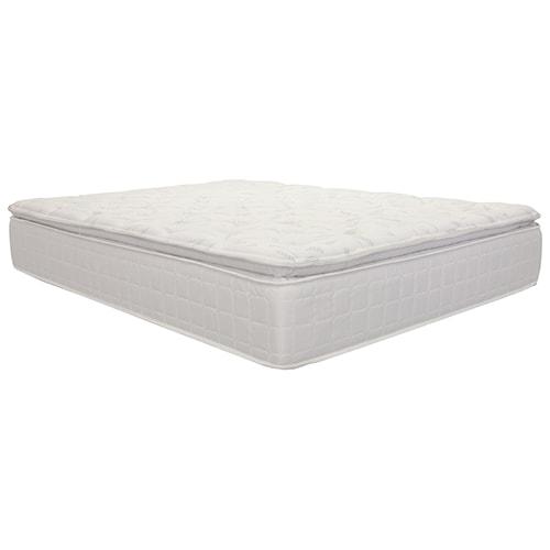 Corsicana 1425 King Pillow Top Innerspring Mattress