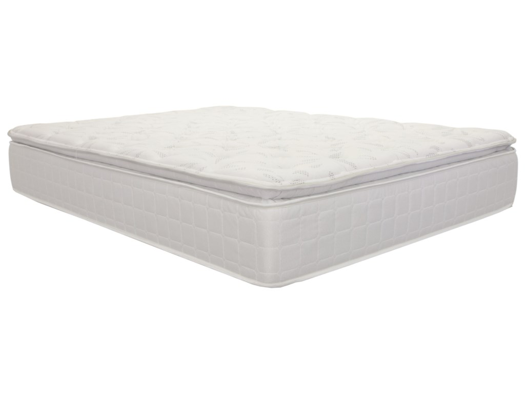 Corsicana 1425King Pillow Top Innerspring Mattress
