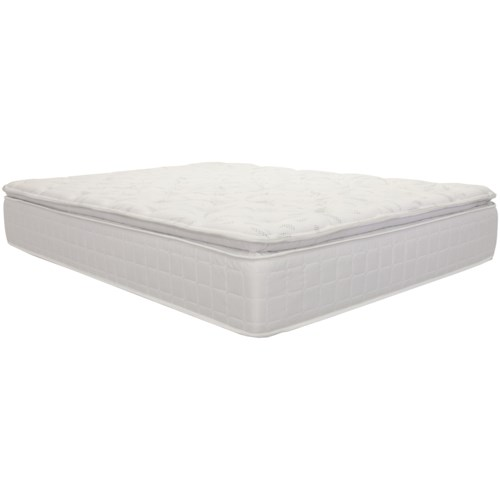 Corsicana 1425 King Pillow Top Innerspring Mattress