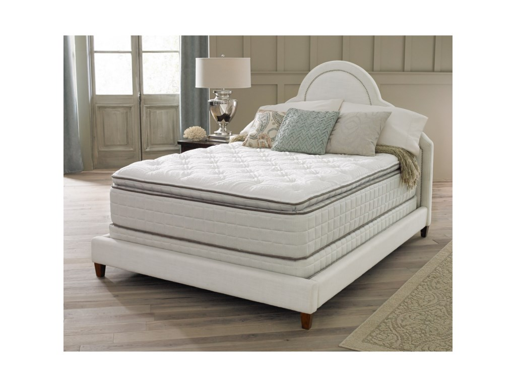 Pillows and Bed Not Included; Image Shown May Not Represent Size Indicated