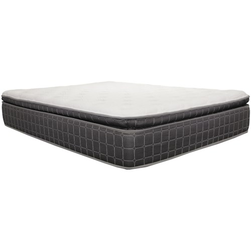 Corsicana 1535 Nocturna Pillow Top Queen 14