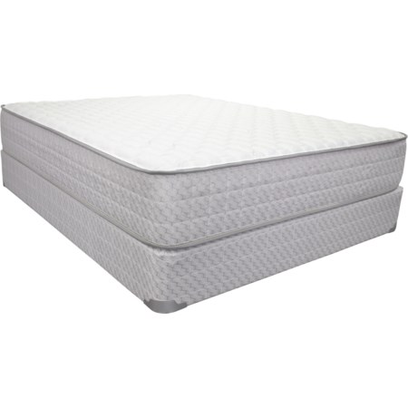 "Full 11 1/2"" Firm Mattress Set"