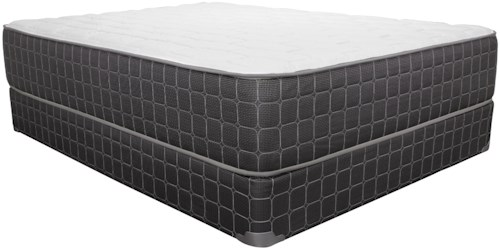 Corsicana 1705PR Full Plush Mattress and 5