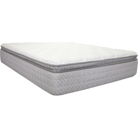 "Twin 14"" Pillow Top Mattress"