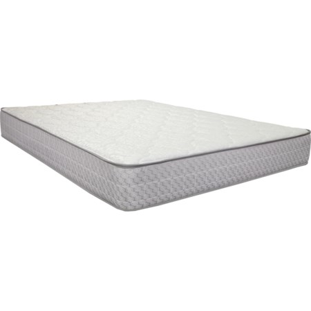 """King 9 1/2"""" Firm Two Sided Mattress"""
