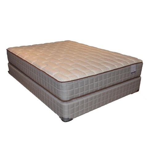 Corsicana 270 Two Sided Firm Full 270 Two Sided Firm Mattress and Box Spring