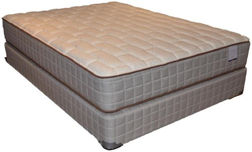 Corsicana 270 Two Sided Firm King 270 Two Sided Firm Mattress and Box Spring