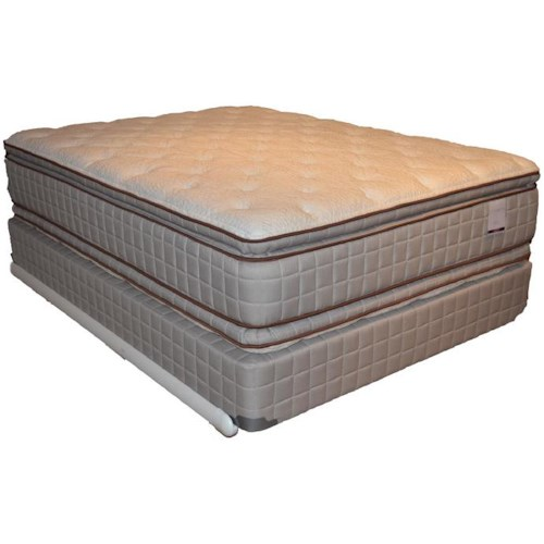 Corsicana 280 Two Sided Pillow Top King 280 Two Sided Pillow Top Mattress