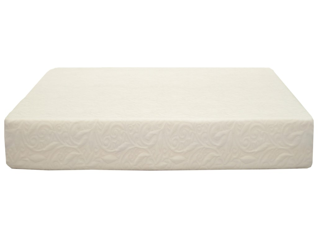 Corsicana 8526 Queen 10 Memory Foam Mattress Sparks Homestore