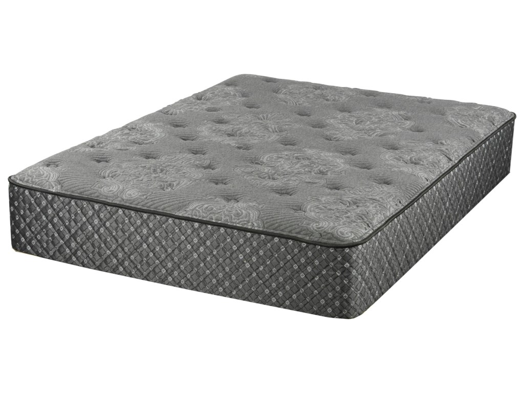Corsicana 85420 Sand Hollow PlushTwin Pocketed Coil Mattress