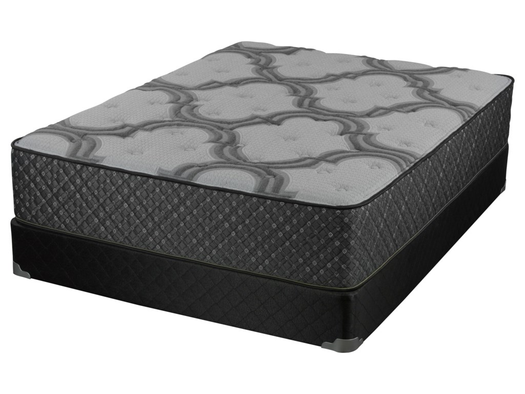 Corsicana 85700 Zion Park FirmKing Pocketed Coil Mattress Set