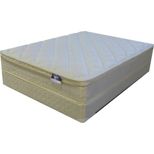 Corsicana Cortez King Euro Top Mattress