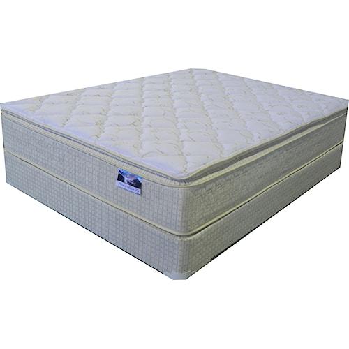 Corsicana Ferrara King Pillow Top Mattress