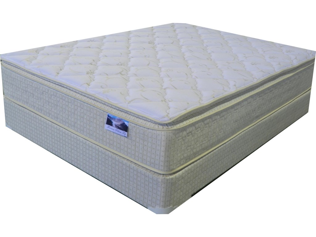 Corsicana FerraraKing Pillow Top Mattress