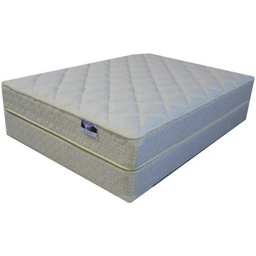 Corsicana Lombard Queen Mattress and Box Spring