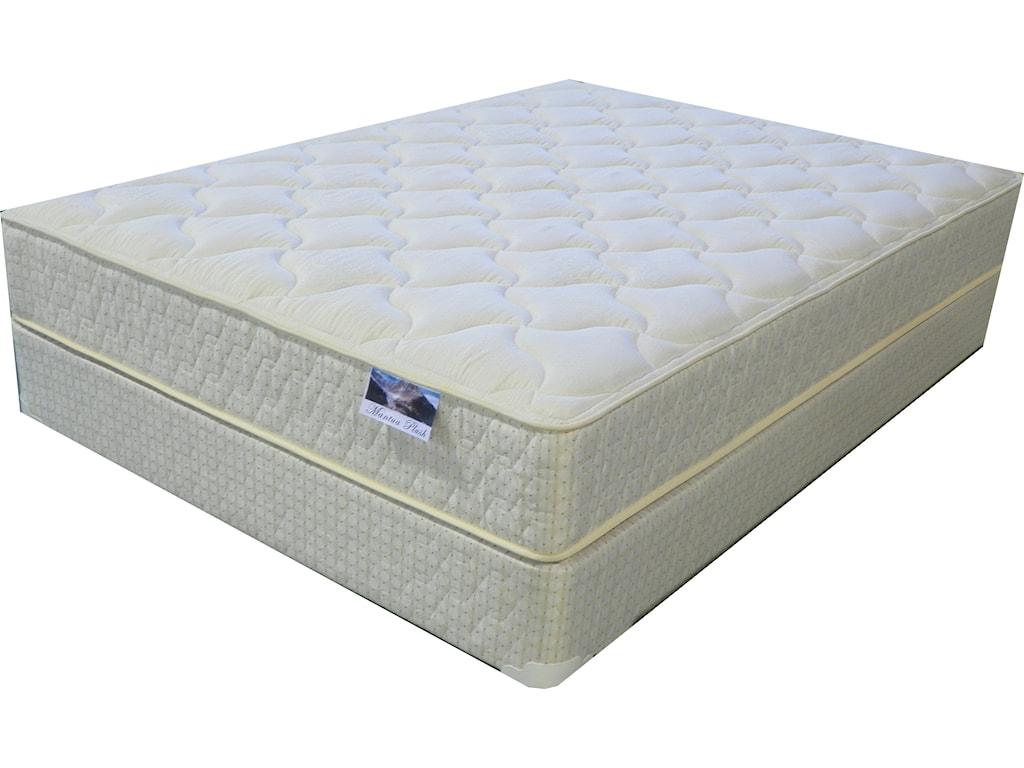 Corsicana MantuaFull Pillow Top Mattress Set