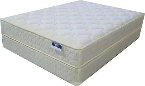 Corsicana Mantua Twin Pillow Top Mattress
