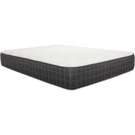 Twin Plush Pocketed Coil Mattress