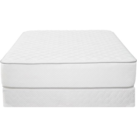 Haley 8010 Mattress Set - Twin