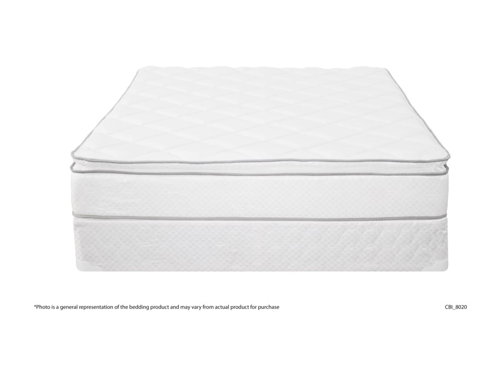 Corsicana Homestead 8020Queen PT Mattress Set