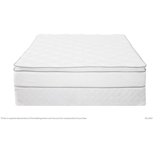 Corsicana Homestead 8020 Queen Pillow Top Mattress