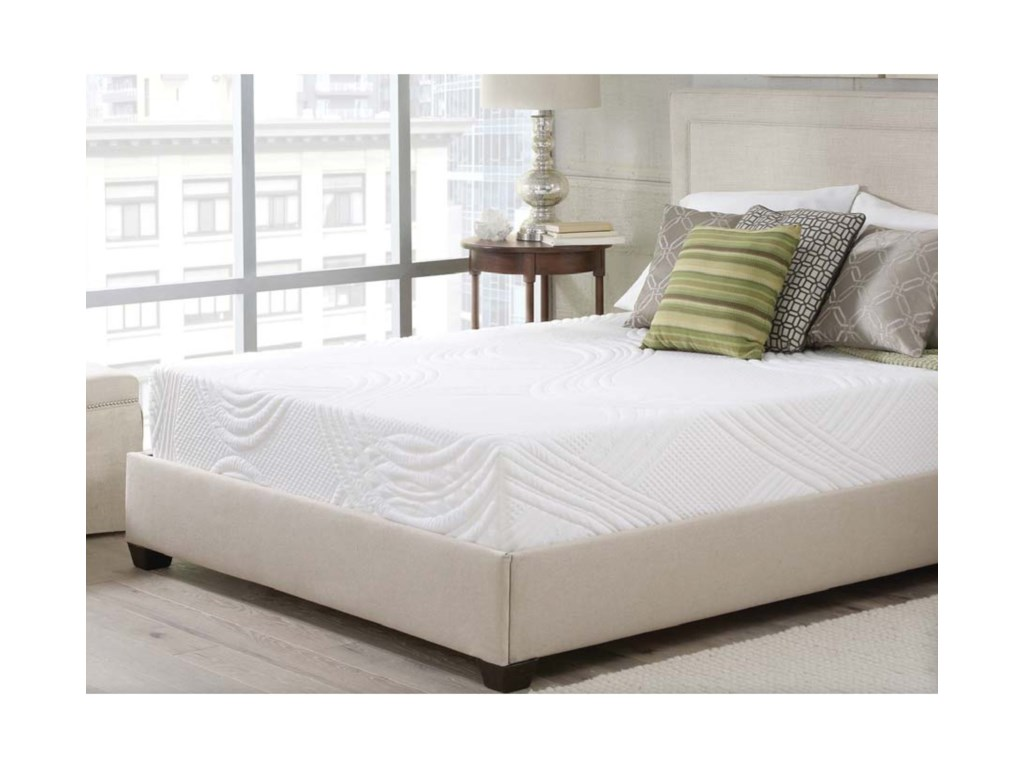 Corsicana Luxen Bed In A BoxTwin 10