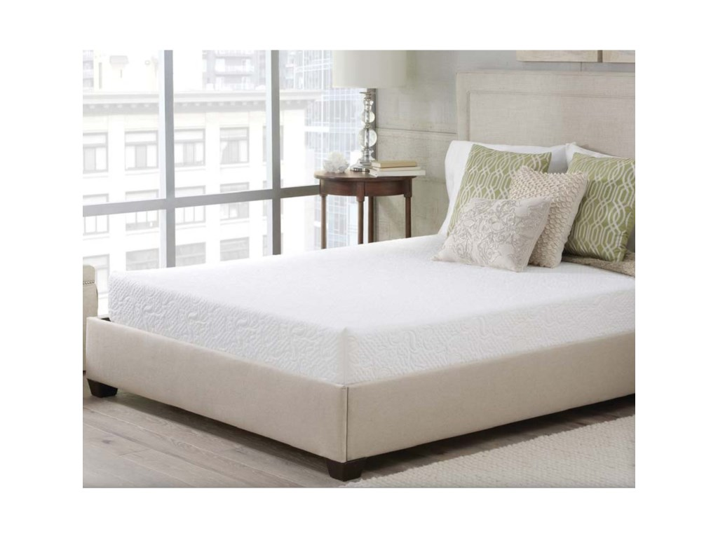Corsicana Luxen Bed In A BoxTwin 8