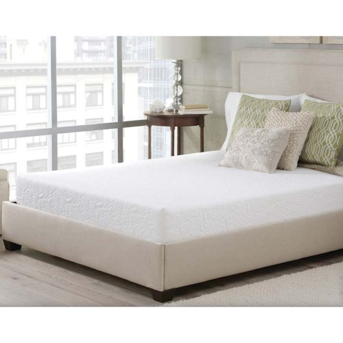 Corsicana Luxen Bed In A Box Full 8
