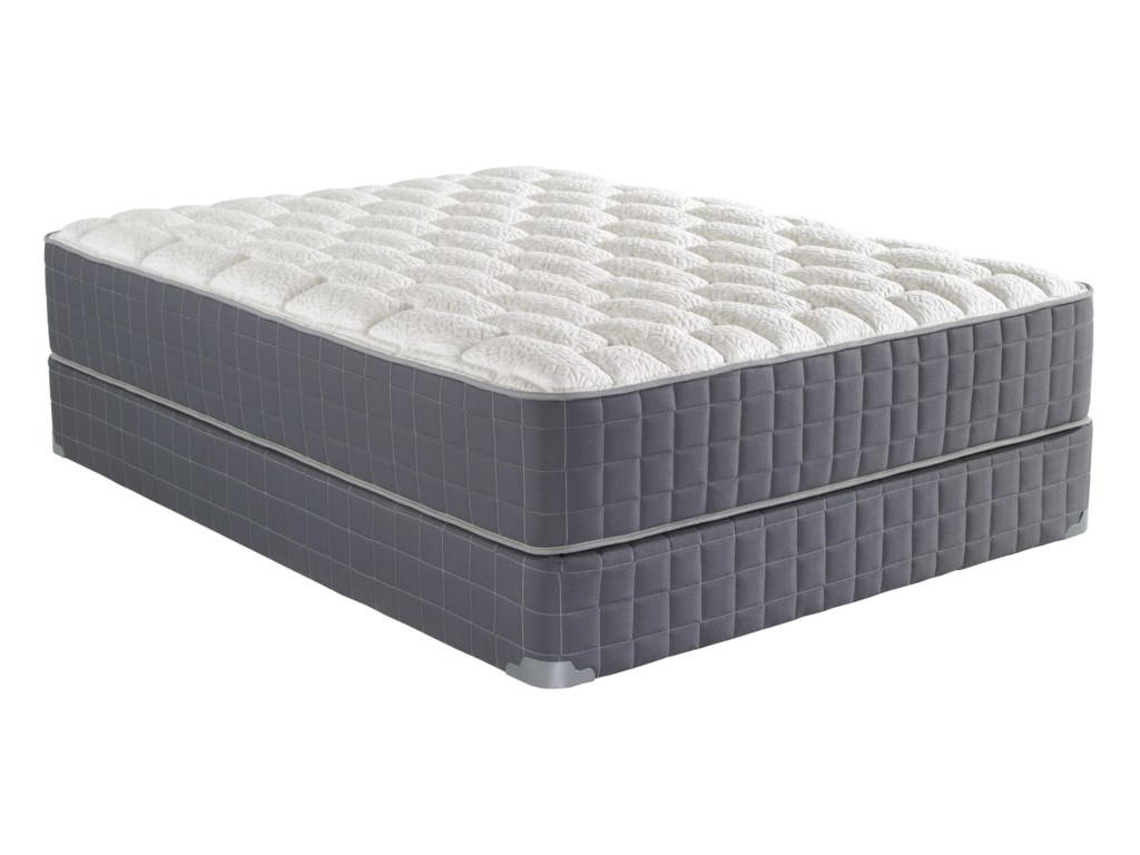 Corsicana MST III 110King Firm Mattress Set
