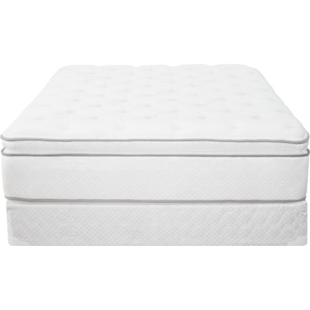 Yarborough 8335 Mattress Set - Queen