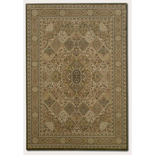 Couristan Ellington 9.2 x 12.5 Area Rug : Gold
