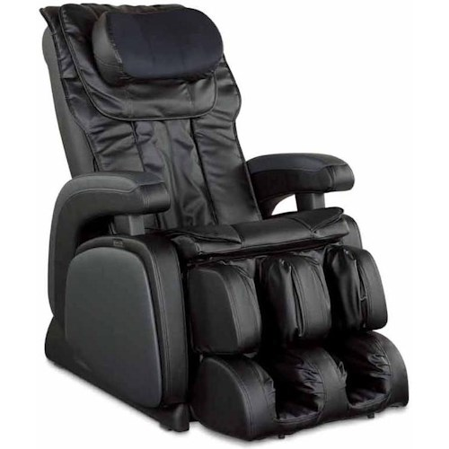 Cozzia 16028 Zero Gravity Reclining Massage Chair with Heat Therapy and Remote Control