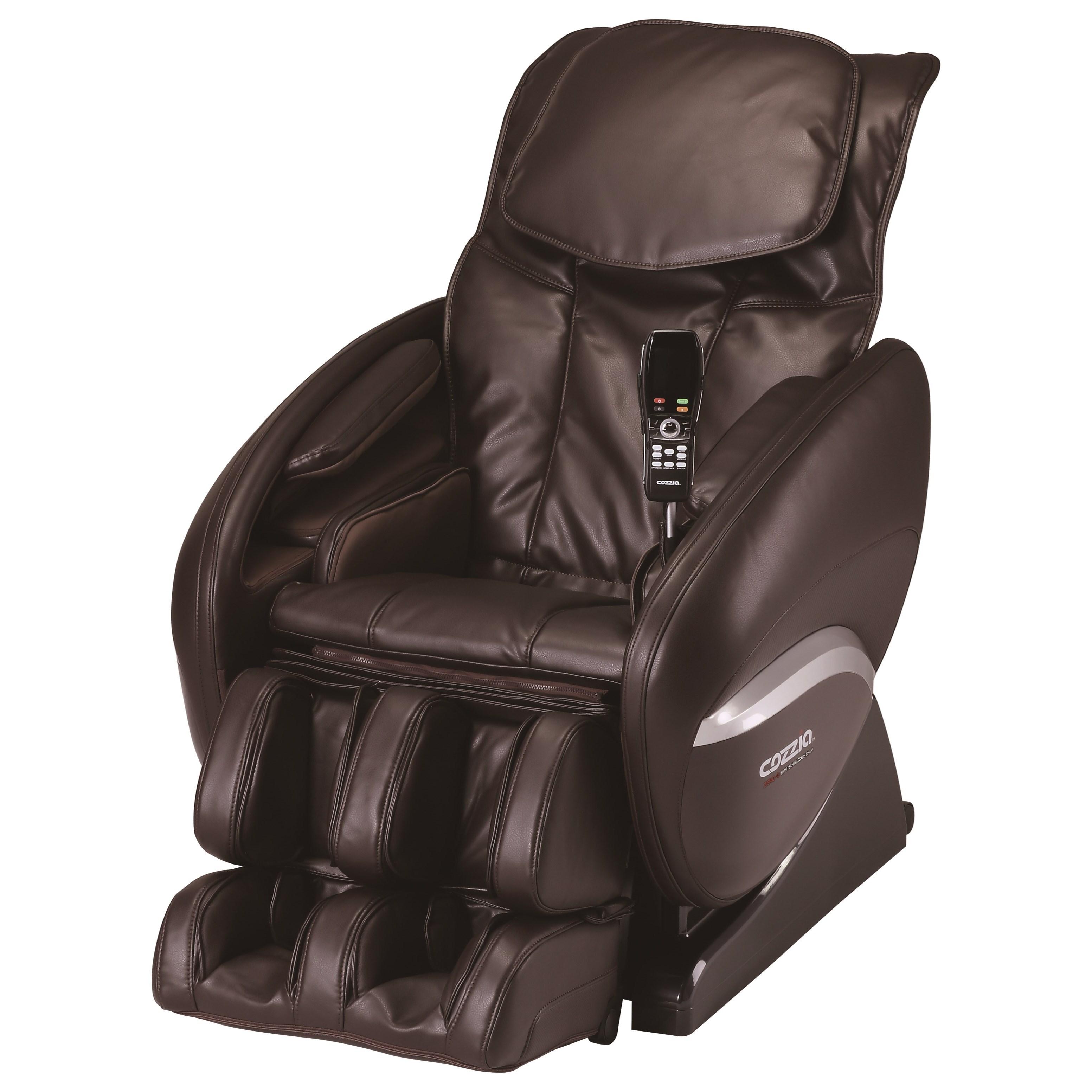 Cozzia CZZero Gravity Reclining Massage Chair ...