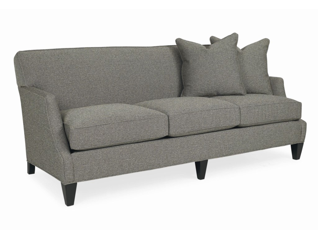 C.R. Laine 6410Casual Stationary Sofa