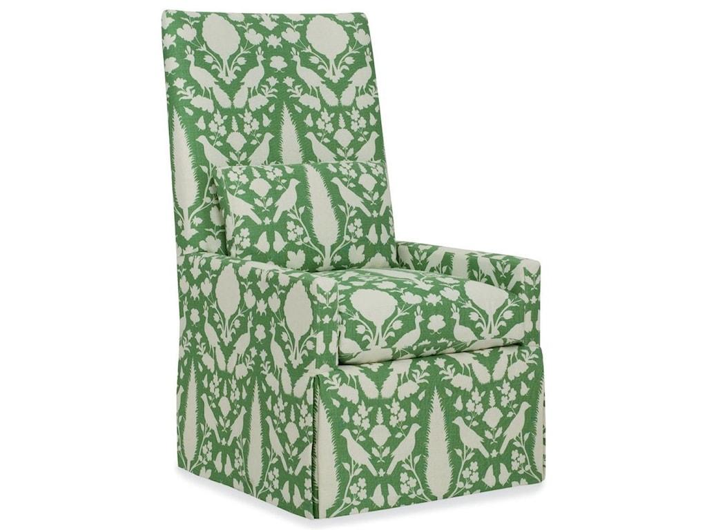 C.R. Laine HollisSlipcover Chair