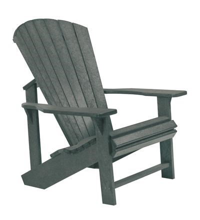 Merveilleux C.R. Plastic Products Generation LineAdirondack Chair